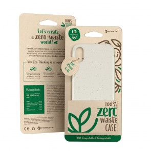 Forcell BIO - Zero Waste Case for IPHONE 11 PRO Max nature