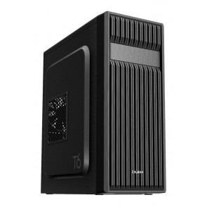 ZALMAN PC case T6, mid tower, 377x200x430mm, 1x fan