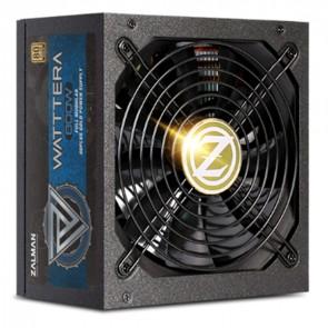 ZALMAN τροφοδοτικό Watttera 800W ZM800-EBTII, Active PFC, 80 Plus Gold