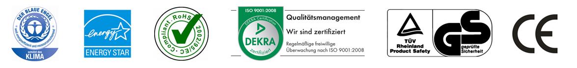 Terrashop Certifications